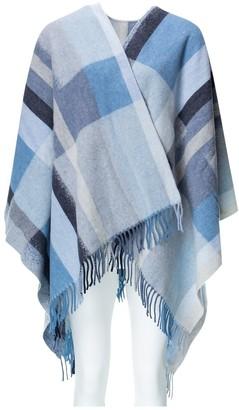 HOLZWEILER Blue Wool Jacket for Women