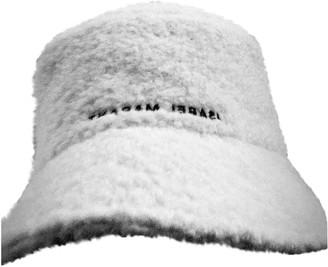 Isabel Marant White Synthetic Hats