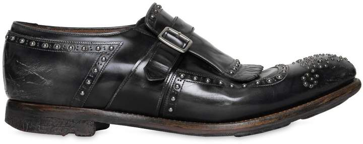 Church's Shanghai Polished Leather Shoes