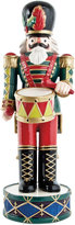 Fitz & Floyd Green Nutcracker Collectible Figurine