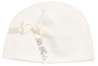 La Perla Kids Lace Wrap-Over All-In-One (1-12 Months)