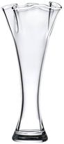 Lenox Organics Ruffle Cylindrical Vase