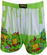 Nickelodeon Teenage Mutant Ninja Turtles Men's Boxers