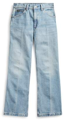 Ralph Lauren Laight Cropped Flare