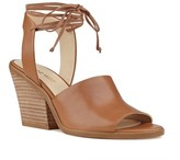 Nine West Women's Yanka Ankle Tie Sandal