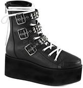 Demonia Women's Grip 101 Ankle Boot