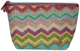 Stephanie Johnson Torino Large Trapezoid Cosmetic Case