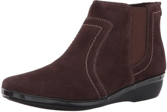 Clarks Women's Everlay Leigh Ankle Bootie