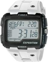 Timex Men's Expedition Grid Shock Resin Strap