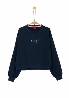 S'Oliver Girl's 66.911.41.2286 Sweatshirt