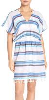 Tommy Bahama Stripe Gauze Cover-Up Dress