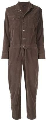 James Perse corduroy button jumpsuit