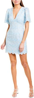 La Maison Talulah Limousine Mini Dress
