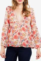 Sugar Lips Sugarlips Flower Power Top