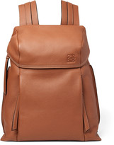 Loewe Full-Grain Leather Backpack