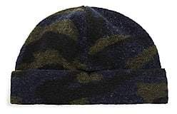 UGG Men's Fitted Camo Beanie