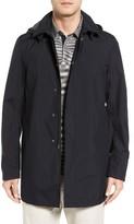 Herno Men's Laminar Double Layer Gore-Tex Raincoat