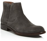 John Varvatos Waverly Covered Suede Chelsea Boots