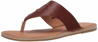 Sperry Women's Seaport Thong Leather Sandal