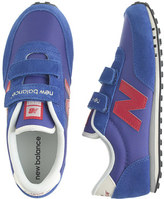 New Balance Kids' for crewcuts KE410 Velcro® sneakers in bright blue