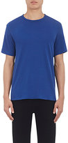 Rag & Bone MEN'S REVERSIBLE COTTON T-SHIRT-BLUE SIZE S