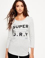 Superdry Stripe Nordic Top