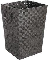 Whitmor 6581-2011 Woven Strap Laundry Hamper, Espresso