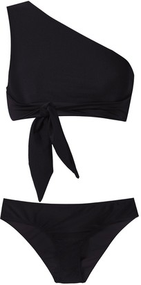 Adriana Degreas Tie Knot Bikini Set
