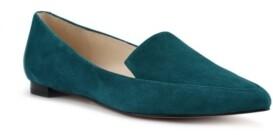 Nine West Women's Abay Smoking Flats Women's Shoes