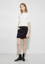 Atlantique Ascoli Tablier Miniskirt