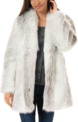 Fabulous Furs Limited Edition Faux Fur Coat