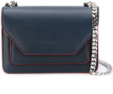 Elena Ghisellini 'Eclipse' shoulder bag - women - Leather/metal - One Size