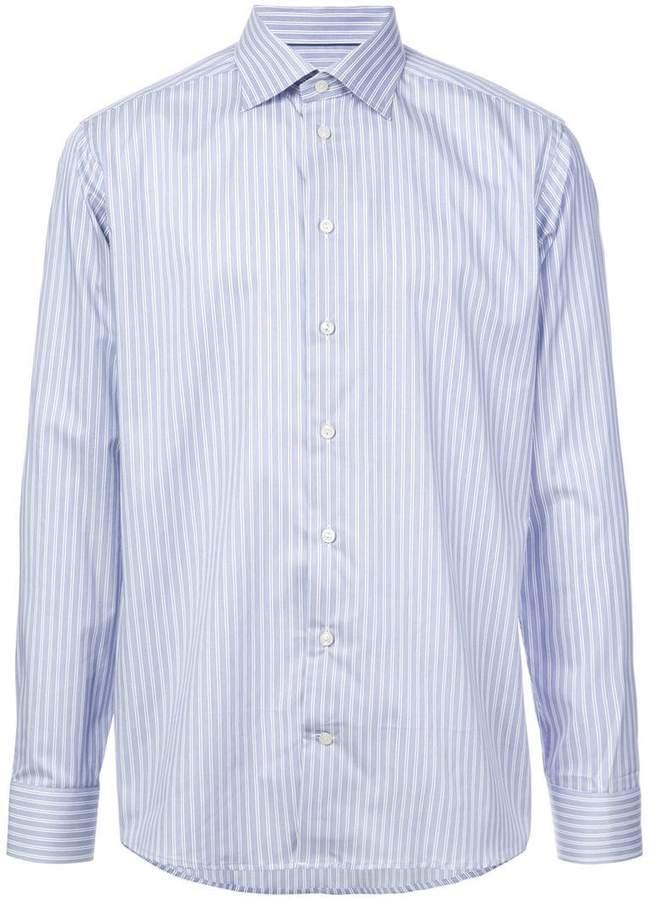 Eton classic striped shirt