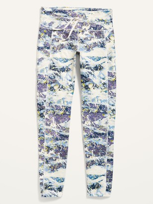 Old Navy High-Waisted CozeCore Side-Pocket Leggings for Girls