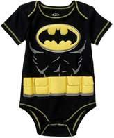 Warner Bros. Baby Boys' Batman Onesie - (3-6 Months)
