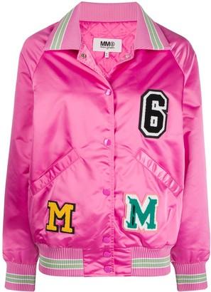 MM6 MAISON MARGIELA Vibrant Bomber Jacket