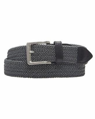 Tommy Bahama Men's Fabric Belt
