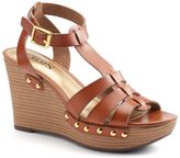 Chaps Aasia Women's Wedge Sandals