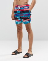 Ringspun Mid Shorts Co-ord