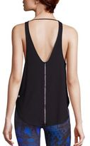 Vimmia Perforated Scoopneck Tank Top