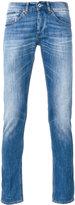 Dondup stonewashed skinny jeans - men - Cotton/Polyester - 36