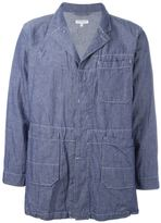 Engineered Garments creased utility jacket