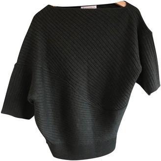 J.W.Anderson Khaki Wool Knitwear