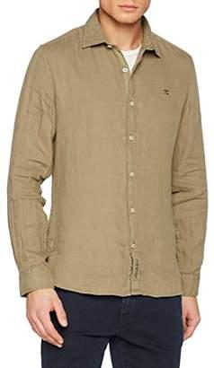 Napapijri Men's Gervas 1 Long Sleeve Top,XXX-Large