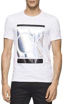 Calvin Klein Cotton Photograph Print Logo Tee