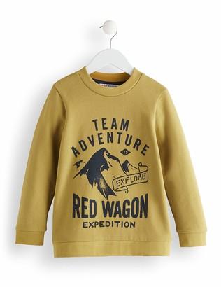 Amazon Brand - RED WAGON Boy's Team Adventure Jumper