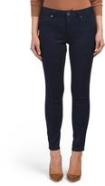 Ankle Rinsed Skinny Jeans
