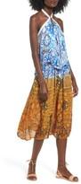 Raga Women's Until Sunrise Halter Popover Dress