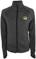 NCAA Missouri Tigers Women's Synthetic Full Zip Activewear Sweatshirt