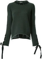 Fendi interlaced sweater